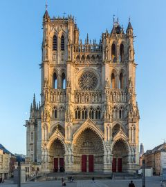 Cathedrale d' Amiens